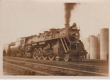 Grand Trunk Western 4-8-4 #6322 at Pontiac April 24, 1960 Train Snapshots/Photos
