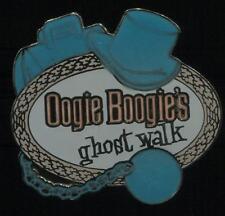 Oogie Boogie Ghost Walk Event Completer Pin Glow in the Dark Disney Pin 17588
