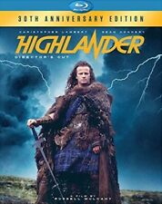 Highlander Iii The Sorcerer (1994) Import Blu-Ray New Usa Compatible