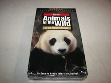 Animals in the Wild - Pandas of the Sleeping Dragon VHS documentary China 1 hour