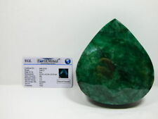 Exzellente opake natürliche Smaragde