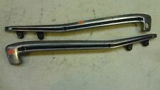 1983 Honda CB750SC CB 750 Nighthawk H971' rear grab bar seat trim set pair