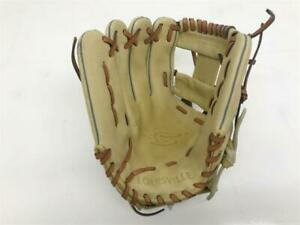 "Louisville Slugger 125 Left Hand 11.5"" Leather Baseball Glove WTL12LB17115LHT"