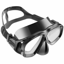 Swimming Goggles Uv Protection Anti Fog Swim Half Face Glasses Beach Pool Summer