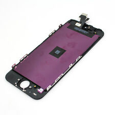 New Front Housing Frame Glass Digitizer LCD Touch Screen Assembly For iphone 5
