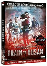 Dvd Train To Busan- Limited Edition (2 DVD + Booklet Film + Anime Seoul Station)