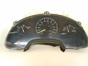 94 95 1994 1995 Pontiac Grand AM Speedometer Speedo Cluster 236K TESTED OEM