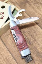 LAGUIOLE Taschenmesser / Pilzmesser - Multi Tool mit Bürste - Neu & ovp - 268980
