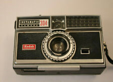 Vintage Kodak Instamatic 304 Film Camera Point & Shoot Untested For Parts