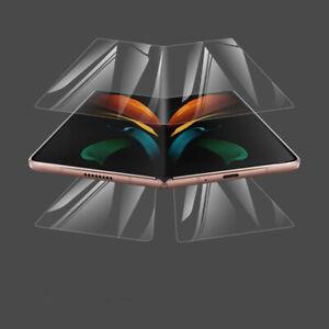 Flexible Screen Protector HD Clear TPU Film For Samsung Galaxy Z Fold 2 5G