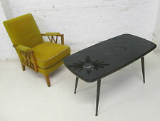 Glass Original Art Moderne 20th Century Antique Tables