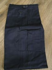 More details for royal navy awd fr trousers various sizes genuine royal navy issue new