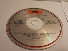 Another Ticket by Eric Clapton (CD, 1981)