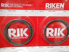 Honda VRX 400 Roadster NV400 NV 400 Steed Piston rings 0.25 (pair) 13012-KW0-305