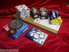 "Chevy 350 ""K"" Engine Kit Bearings+timing+Gaskets+Rings+OP+head bolts 1987-94"