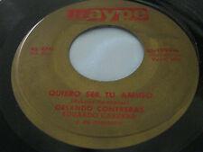 rare Latin Bomba 45: Orlando on Maype - Quireo Ser Tu Amigo