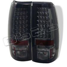 Chevy Silverado 1500 2500 99-06 GMC Sierra 1500 2500 3500 99-06 SMOKE