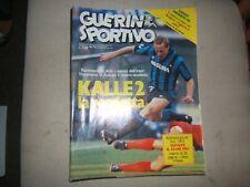 GUERIN SPORTIVO=N°6 1986=GUERIN MUNDIAL POLONIA-MAROCCO