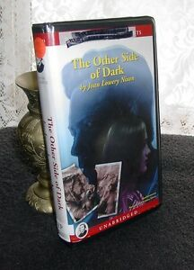 The Other Side of Dark ~ Joan Lowery Nixon / Moore Unabridged Audio Cassettes