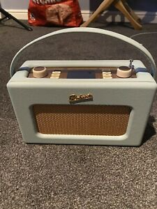 Roberts Revival iStream 3 DAB Radio - Duck Egg