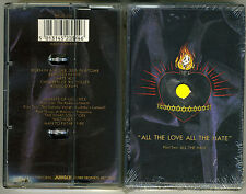 CHRISTIAN DEATH 'All The Love, Part 2 - Hate' original 1989 cassette sealed, few