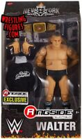 Walter - Ringside Collectibles Exclusive WWE Elite Mattel *IN HAND*