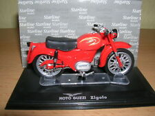 Starline Moto Guzzi Zigolo 1:24 Moto Nuevo + OVP