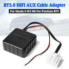 For Mazda 6 M6 M3 RX-8 MX-5 Pentium B70 Car bluetooth AUX Cable Modele Adapter