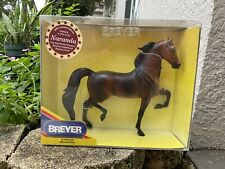 Retired Breyer National Show Horse #1165 Naranda Bay Saddlebred Rejoice Box Tag