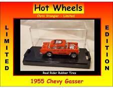 Hot Wheels Stangler Custom 1955 Chevy Gasser Transformers Deception Orange RR