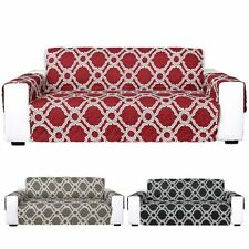 Waterproof Pet Dog Kid Quited Sofa Couch Cover Furniture Protector Mat Slipcover