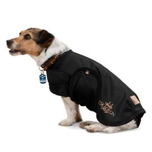 "Eskadron HERITAGE Hundemantel, Hundedecke "" SOFTSHELL  "" , black"