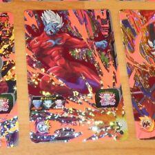DRAGON BALL Z GT DBZ DBS HEROES CARD PRISM HOLO CARTE SH2-CP7 CP SR JAPAN **