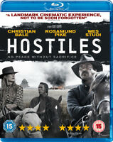 Hostiles Blu-Ray (2018) Rosamund Pike, Cooper (DIR) cert 15 ***NEW***