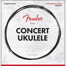 Fender 90C Concert Ukulele Strings, Set of Four (730090403)