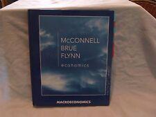 Economics, McConnell, Brue, Flynn, 19e, Macroeconomics, ISBN-13: 9781259328305