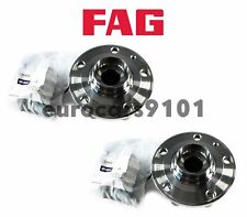 Audi VW FAG (2) Front Or Rear Wheel Bearing Kit 5K0498621 7136106100