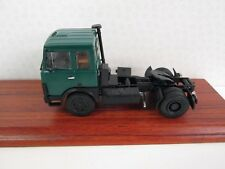 MAZ 5432. Tractor Unit. Auto Historia. Dark Green. 1:43. AUH 100428
