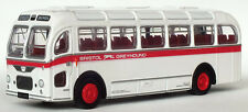 16229 EFE White Bristol MW6G ECW Coach Bus Bristol Greyhound 1:76 Diecast New UK