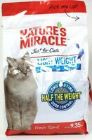 Nature's Recipe 9.35 Lbs Just For Cats Fresh Scent Light Weight Clumping Litter