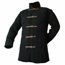 Medieval Armour Thick padded cotton Gambeson play movies theater custome sca