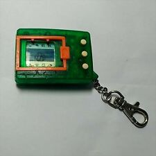 Used Digimon Adventure Digital Monster Pendulum Ver.5 Clear Green Bandai F/S JP