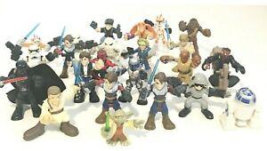 Star Wars Galactic Heroes Hasbro Playskool Action Figure Toy - Choose