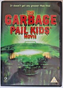DVD R2 - The Garbage Pail Kids Movie -  Preowned