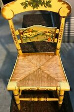1983 Hitchcock Christmas Chair (Number 195 of 500)