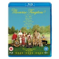 Moonrise Kingdom Blu-ray