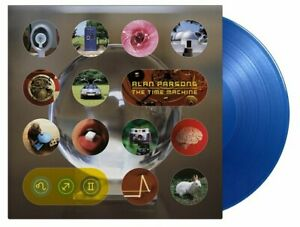 ALAN PARSONS TIME MACHINE NEW SEALED COLOURED VINYL 2LP REISSUE IN STOCK