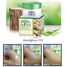De Leaf TanakaThanaka Best Products Moisturizer Whitening Skin Care Cream  45ml