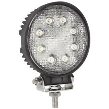 12v-24v, LED Flood light, 24W, Black case