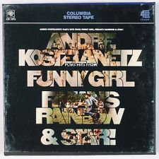 ANDRE KOSTELANETZ: Plays Hits Funny Girl COLUMBIA Reel to Reel Tape